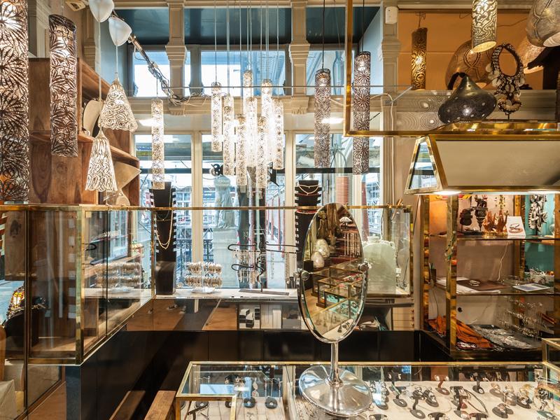 Bijoux argent massif et pierres naturelles, Luminaires et objets de  décoration Horaires d\u0027ouverture